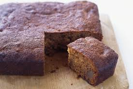 date and ginger cake