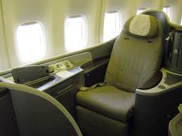 air travel why is international first class much more expensive