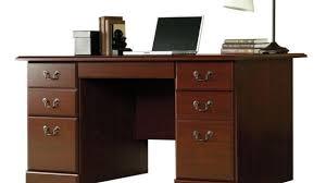 Lowes Computer Desk Stylish Small Cherry Desk Inside Shop Sauder Heritage Hill