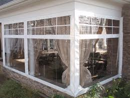 How To Build A Enclosed Patio by Custom Enclosures For Your Deck Porch Or Patio