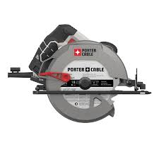 convert portable circular saw to table saw shop porter cable 7 1 4 in 15 amp corded circular saw at lowes com