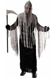 Halloween Reaper Costume Haunted Reaper Robe Men Halloween Costume 23 99