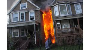 two houses flames spread to two houses in chicago s south side firehouse