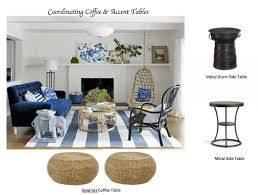 Accent Living Room Tables How To Coordinate Coffee Accent Tables Like A Designer For