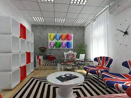 aménagement bureau à domicile bureau moderne design 55 idaces innovantes damacnagement de bureau