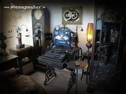 wallpaper computer room steunk computer steunk room by steamworker on deviantart