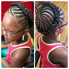 60 Stylish Hairstyles With Braids For Kids U2014 From Box And Crochet