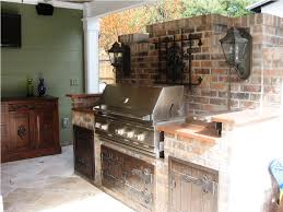 Kitchen Outdoor Ideas Outdoor Summer Kitchens Designs Ideas