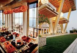 ambani home interior what does the interior of the s largest and most expensive