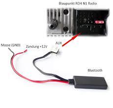 bluetooth adaptor citroen peugeot aux in audio music radio