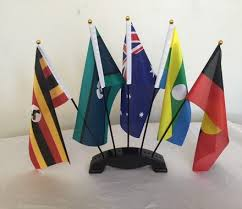 table top flag stands pennant house assorted accessories