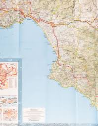 Capri Italy Map by Map Of Campania U0026 Basilicata Naples Region Italy Michelin