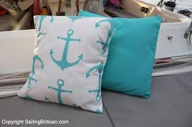 the best nautical outdoor pillow covers sailing britican