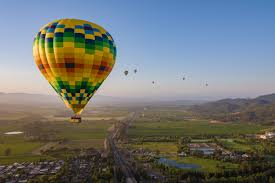 air balloon rides in napa valley sunrise takeoffs and