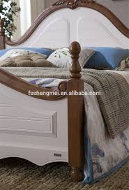European King Bedroom Sets Romance Wood Color And White Color Girls Room Furniture European