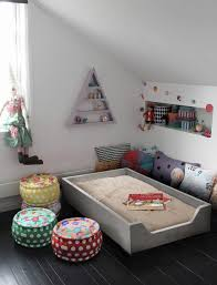 love this bed it has sides but is still child independent the