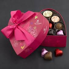 valentines chocolate chocolate heart box sweetheart 18 pc chocolate boxes