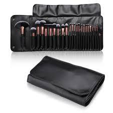 pro 24pcs cosmetic makeup brushes set kit blush powder eyeshadow