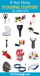 30 best kitchen stocking stuffers gifts for under 10