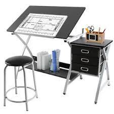 Folding Art Desk Folding Craft Table Ebay