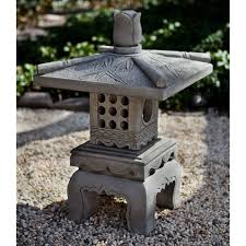 mini pagoda garden statue hayneedle