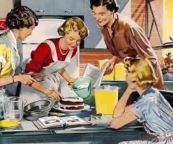 femme dans la cuisine pour ces 3 penseurs la femme doit obéir et faire la cuisine la