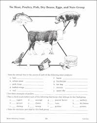nutrition transparencies and reproducible worksheets 014710