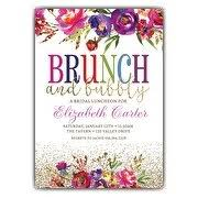 bridal brunch invitations bridal luncheon invitations bridesmaids luncheon invitations