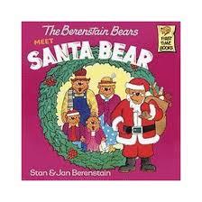 berenstein bears books the berenstain bears meet santa time books