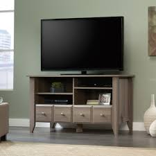 home theater console furniture shoal creek tv stand 418655 sauder