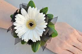 white corsages for prom white prom corsage prom flowers in garrett park md