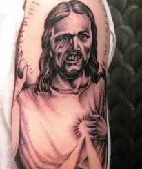jesus bad tattoos part iv