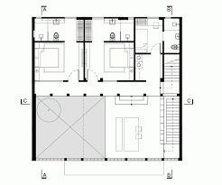 h house vo duy kim architects ho chi minh city vietnam home layout