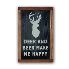 Hunting Home Decor Best Wood Deer Wall Decor Products On Wanelo