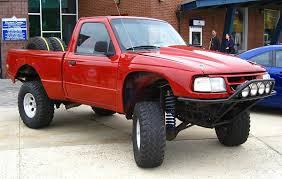 ford ranger prerunner aaron s not all there and dave perry s the dave 2wd prerunner