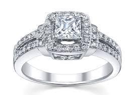 cheap princess cut engagement rings diamonds diamond engagement rings cheap tenderly inexpensive