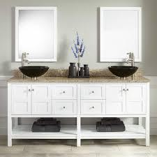 Double Vessel Sink Bathroom Vanities by 72