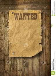 wanted poster border clip art 45