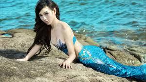 beautiful real mermaid 6955290