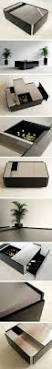 stainless steel coffee table with fridge circa 70 furniture love com