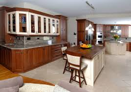 Natural Cherry Shaker Kitchen Cabinets Kitchen Cabinets U0026 Bathroom Vanity Cabinets Advanced Cabinets