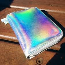holographic bags bag holographic purse holographic holographic purse clutch