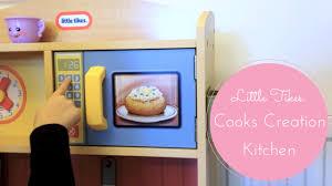 Little Tikes Wooden Kitchen by Vlogmas Day 9 Little Tikes Cookin U0027 Creation Kitchen Youtube