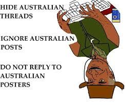 Australian Meme - hide australian threads memes