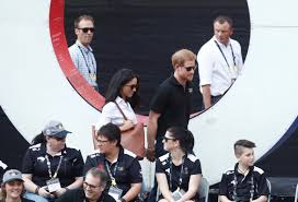 Flipping Out by Prince Harry And Meghan Markle Were Photographed Together In