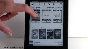 amazon kindle paperwhite review youtube