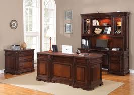 Executive Desk And Credenza Buy Westchester Executive Desk By Flexsteel From Www Mmfurniture