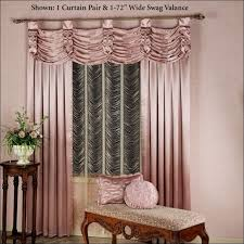 Pink Ruffle Blackout Curtains Interiors Marvelous Pink Sheer Valance Priscilla Curtains With