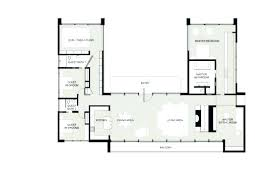 u shaped ranch house plans u shaped home plans image of u shaped house plans with pool in the