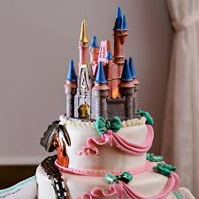 wedding cake wednesday fairy tale book disney weddings